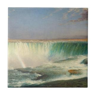 Niagara Falls Painting Tile