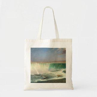 Niagara Falls Painting Tote Bag