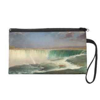 Niagara Falls Painting Wristlet