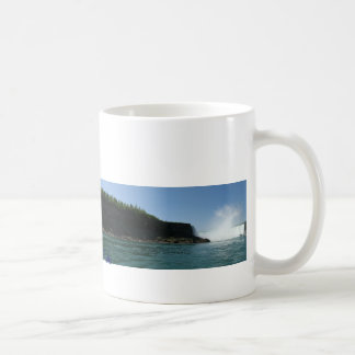 Niagara Falls Panorama Classic White Coffee Mug