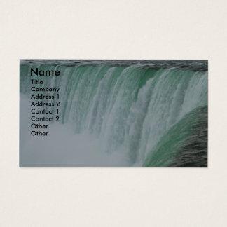 Niagara Falls Photo Business Card