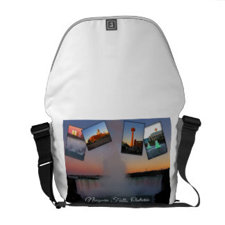 Niagara Falls Photo Collage Courier Bag