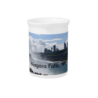 Niagara Falls Pitcher