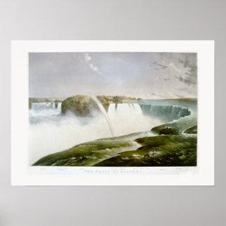 ,Niagara falls Poster