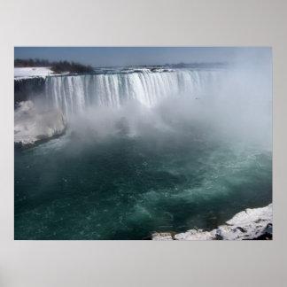 Niagara Falls Póster
