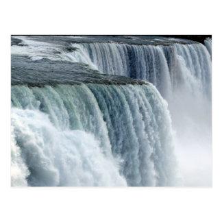 Niagara Falls - primer Postal