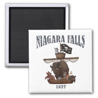 Niagara Falls Publicity Stunt Magnet
