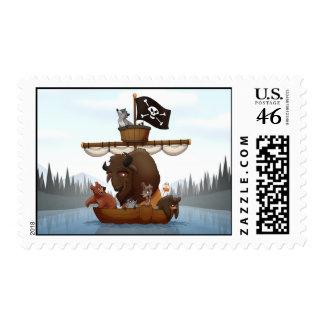 Niagara Falls Publicity Stunt Stamps