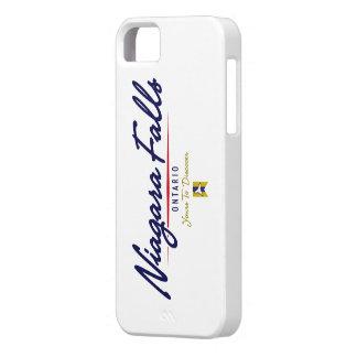 Niagara Falls Script iPhone SE/5/5s Case