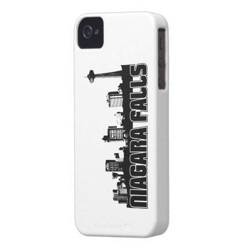 Niagara Falls Skyline Case-Mate iPhone 4 Cases