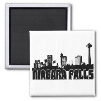 Niagara Falls Skyline Magnet
