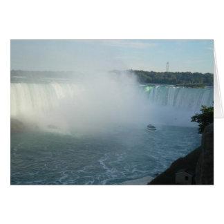 Niagara Falls Tarjeta Pequeña