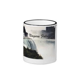 Niagara Falls Taza De Dos Colores