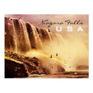 Niagara Falls, U S A Postcard
