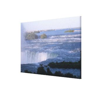 NIAGARA FALLS  Views Canvas Print