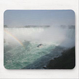 Niagara Falls Waterfall Mousepad