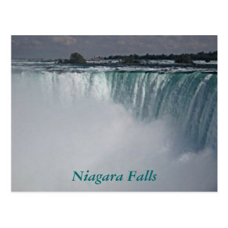 Niagara Falls Waterfall Postcard