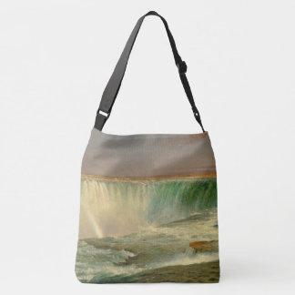 Niagara Falls Waterfall River Tote Bag