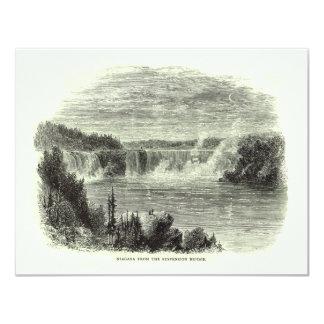 Niagara from the Suspension Bridge Announcements