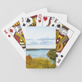 Niagara Gorge Playing Cards