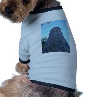 Niagara lighthouse.jpg doggie tshirt