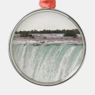 Niagara Metal Ornament