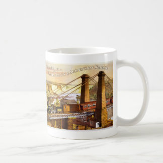 Niagara Rail ( 1876 ) Classic White Coffee Mug