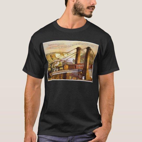 Niagara Rail ( 1876 ) T-Shirt