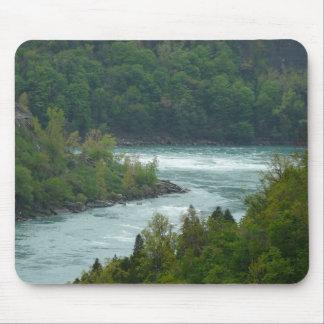 Niagara River Landscape Mouse Pad