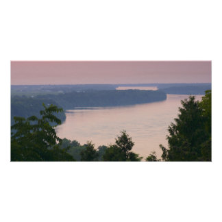 Niagara River Overlook Card