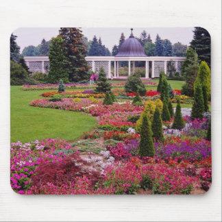 Niágara rojo parquea el jardín botánico, Niagara F Alfombrillas De Raton
