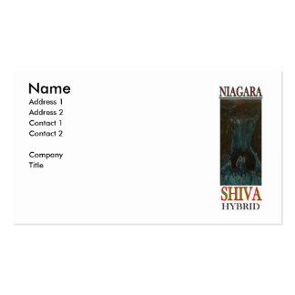 NIAGARA SHIVA HYBRID BUSINESS CARD
