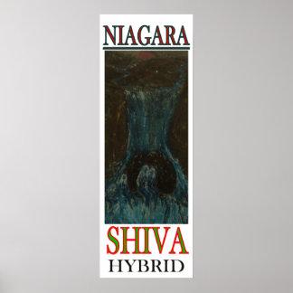 NIAGARA SHIVA HYBRID POSTER