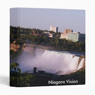 NIAGARA VISION 4th Jul 2009 3 Ring Binder