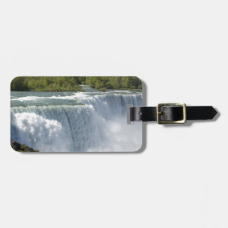 Niagara waterfall bag tag