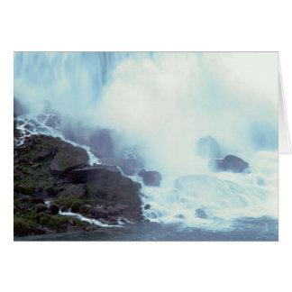 Niagra Falls # 3 Greeting Card