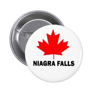 Niagra Falls Button
