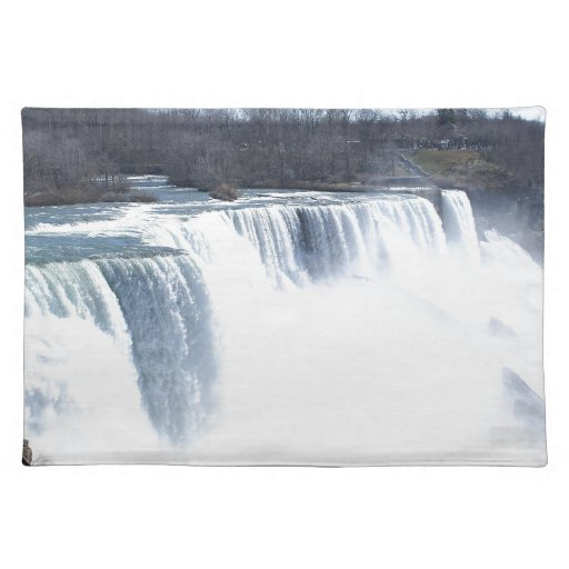Niagra Falls products Place Mats
