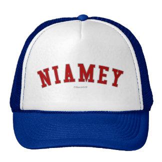 Niamey Gorros Bordados