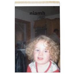 niamh 2007 calendar