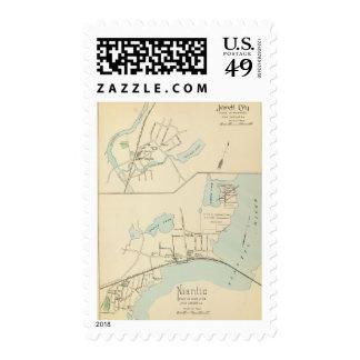 Niantic, Jewett City Stamp