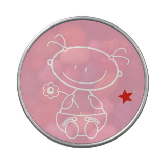 nibbling cans baby girl jelly belly tin