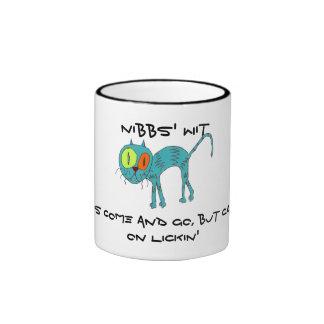 Nibbs' Wit coffee mug