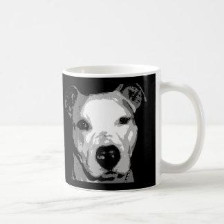 Nibs the Pit Bull Coffee Mug