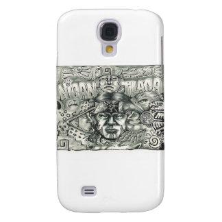 Nicantlaca (Native) Galaxy S4 Covers