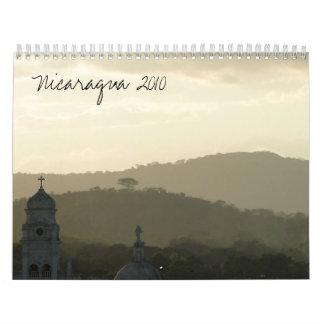 Nicaragua 2010 calendar