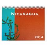 nicaragua 2014 calendar