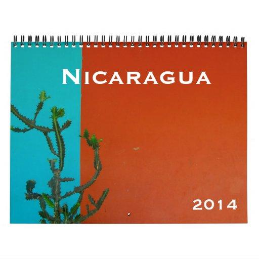 Nicaragua 2014 calendario