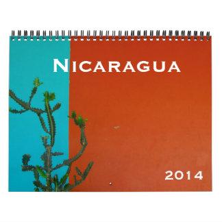 Nicaragua 2014 calendarios