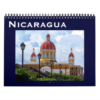 nicaragua 2018 calendar